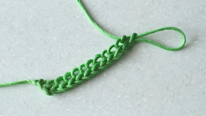 Double foundation chain